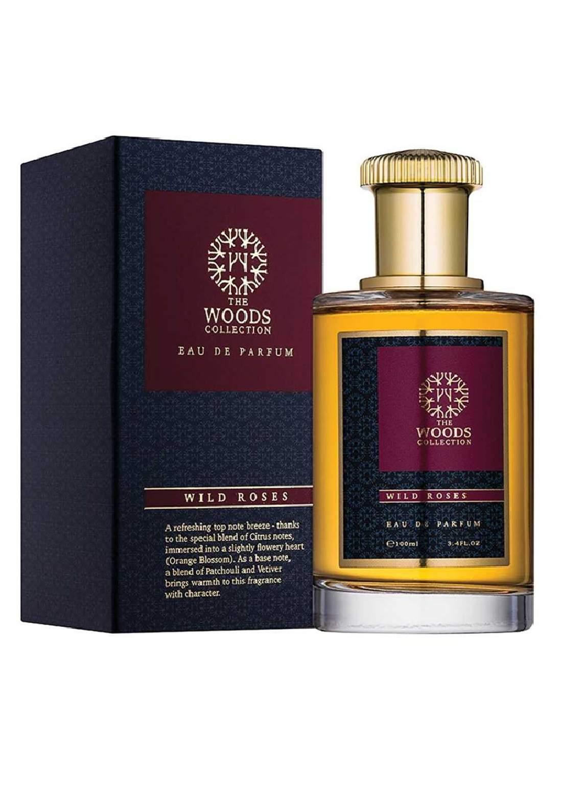 عطر للجنسين The Woods Wild Roses edp 100 ml