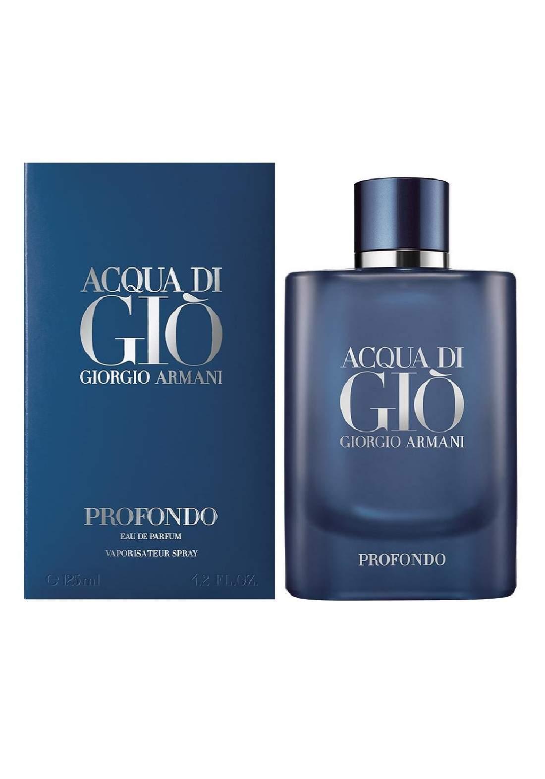 عطر  رجالي Armani Acqua Di Gio Profondo edp 125 ml