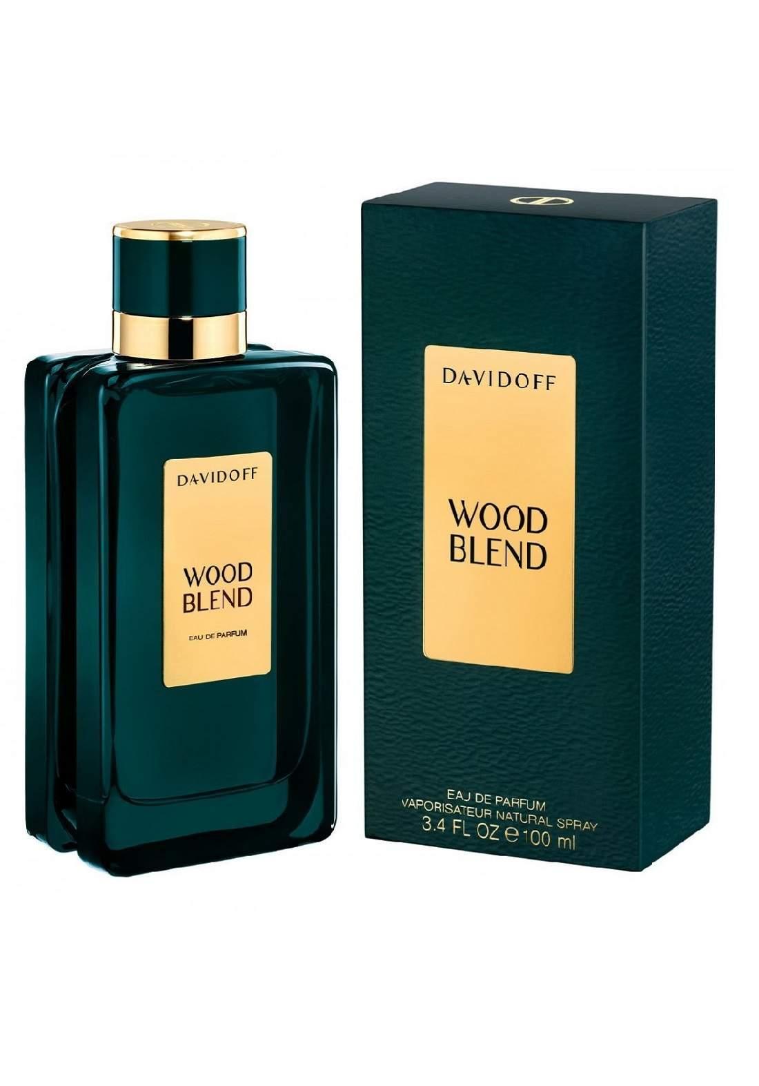 Davidoff Wood Blend Perfume For Men And Women 100ml عطر لكلا الجنسين