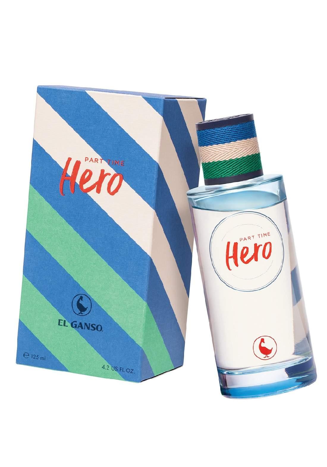 عطر رجالي El Ganso Part Time Hero Eau De Toilette Man 125ml