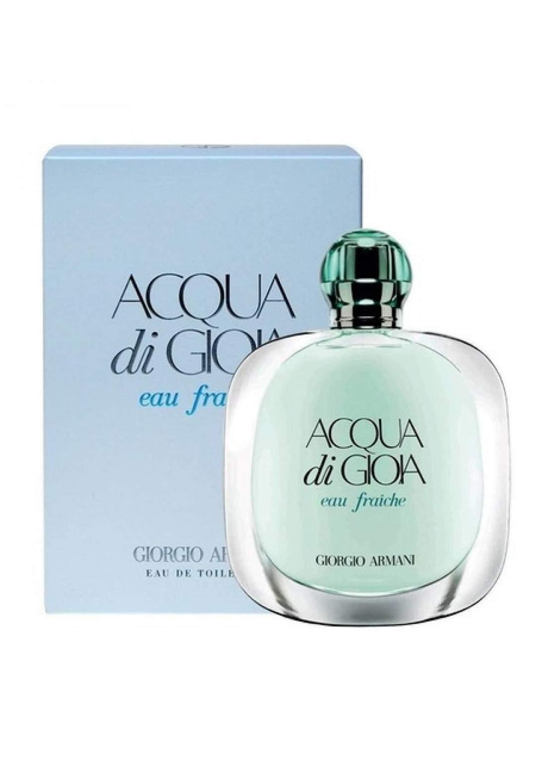 عطر نسائي Armani Acqua Di Gioia eau Fraiche Edt 100 ml