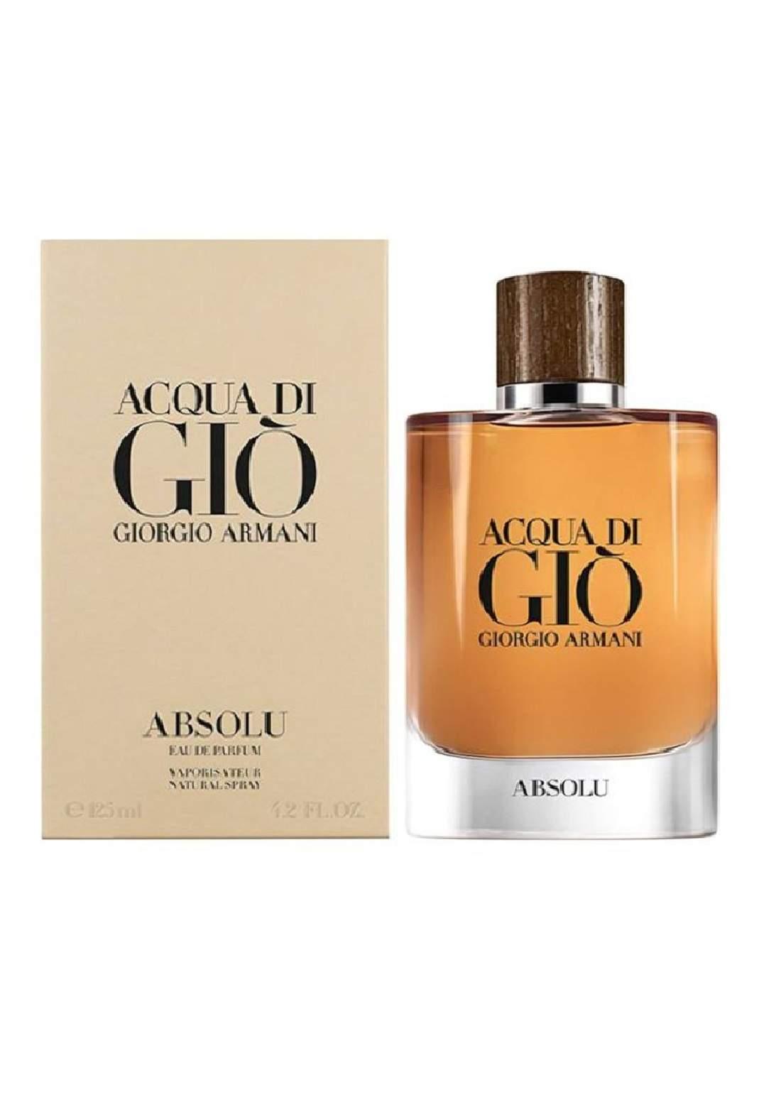 عطر رجالي Armani Acqua Di Gio Absolu edp 125 ml