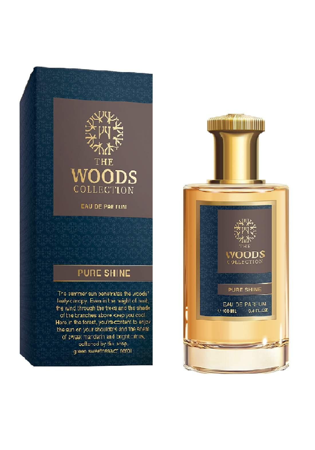 عطر للجنسين The Woods Pure Shine edp 100 ml