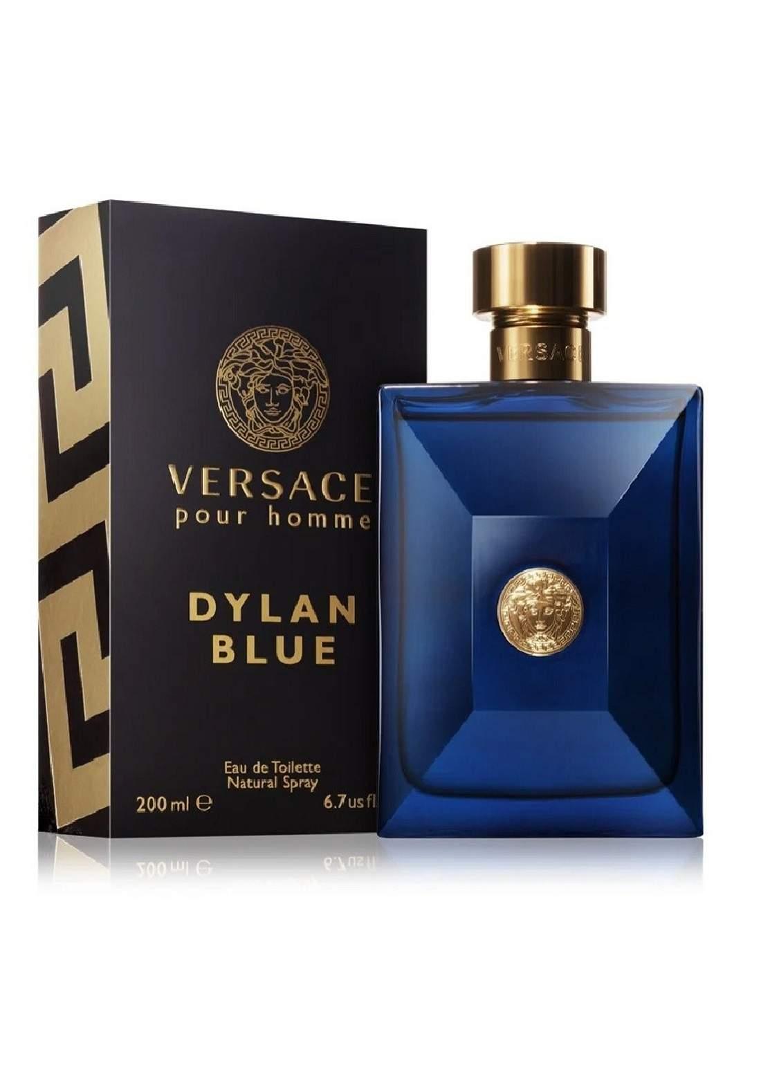 عطر رجالي Versace Dylan Blue Pour Homme edt 200 ml