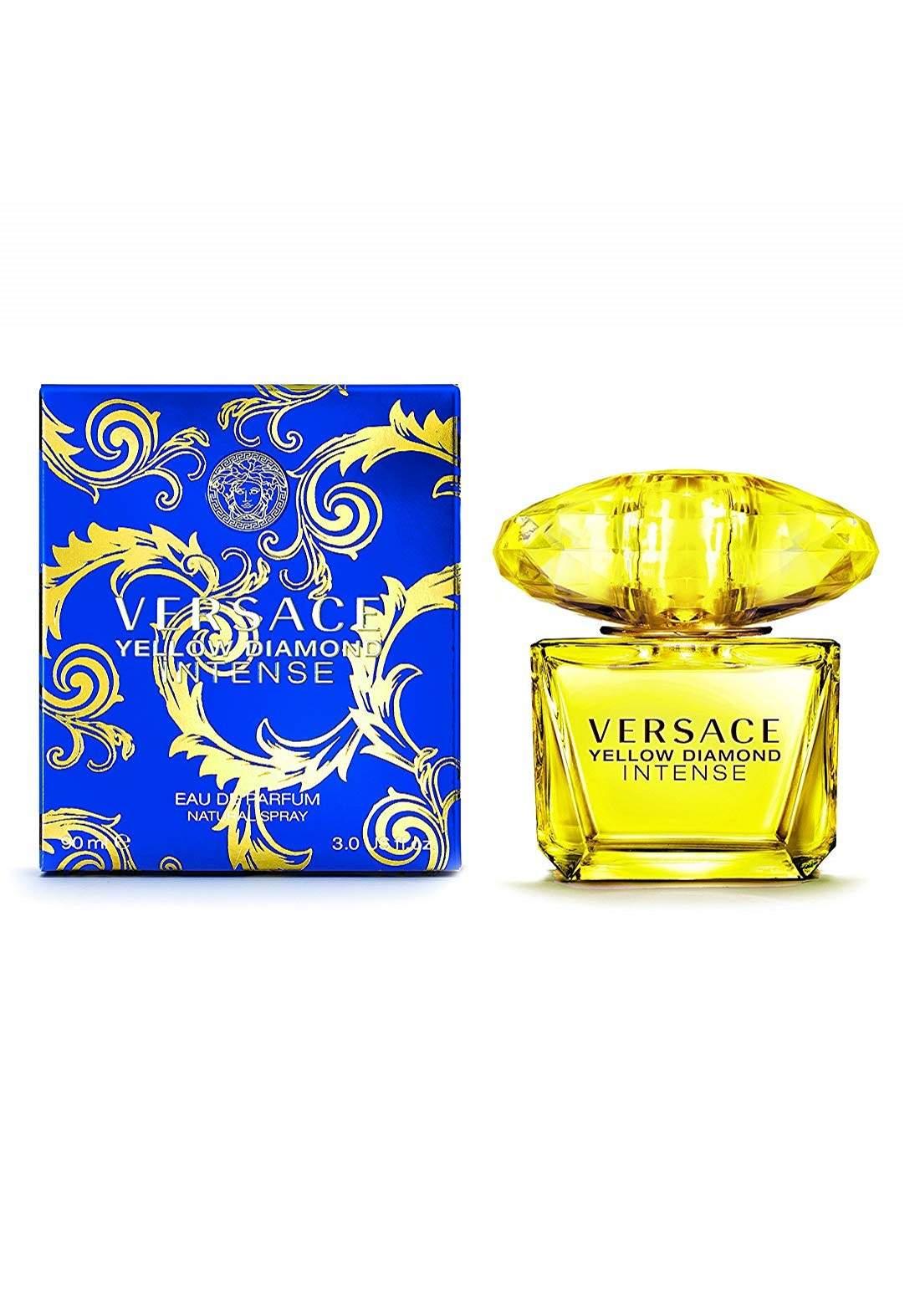 عطر نسائي Versace Yellow Diamond Intense edp 90 ml