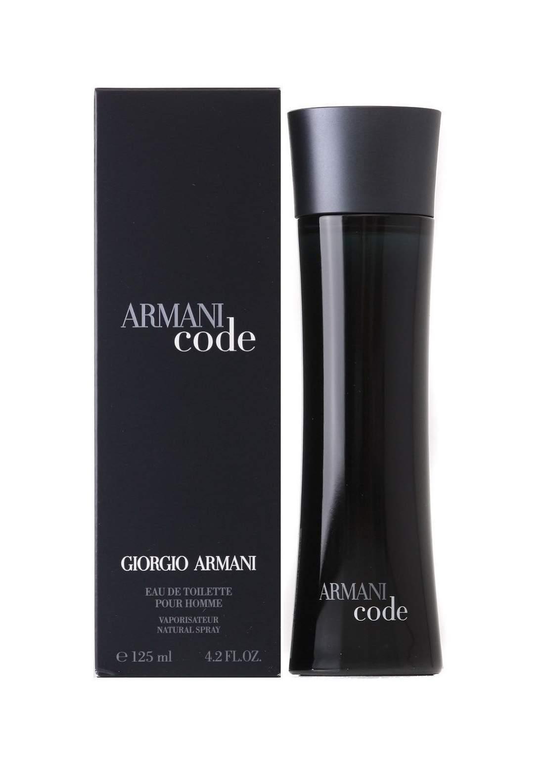 Giorgio Armani Code Pour Homme edt 125 ml عطر رجالي