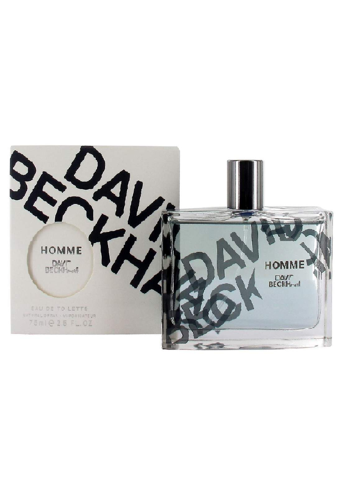 David Beckham Homme edt 75 ml عطر رجالي