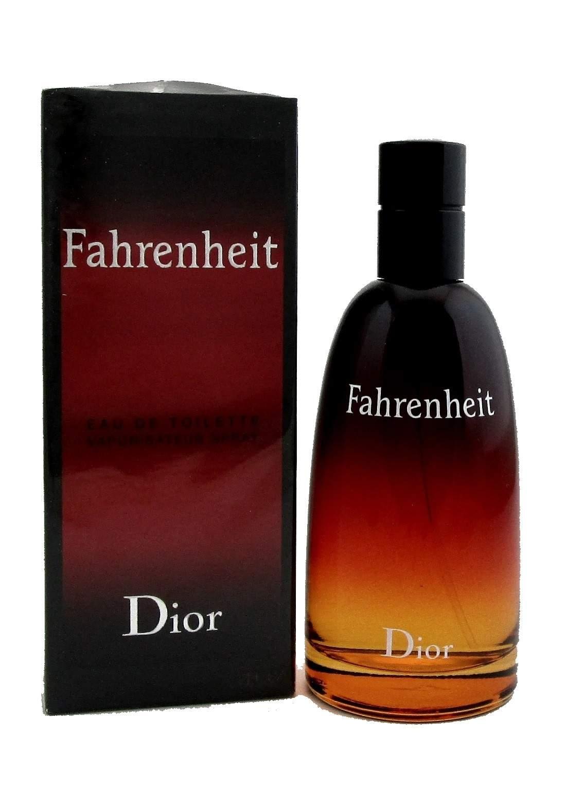 Dior Fahrenheit edt 100 ml عطر رجالي