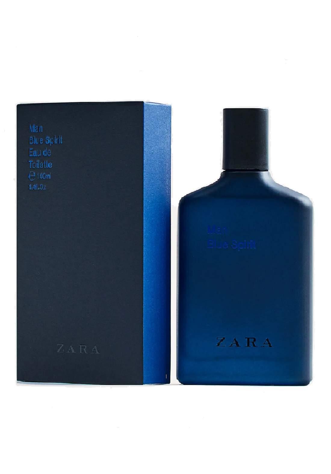 عطر رجالي Zara Blue Spirit Man edt 100 ml