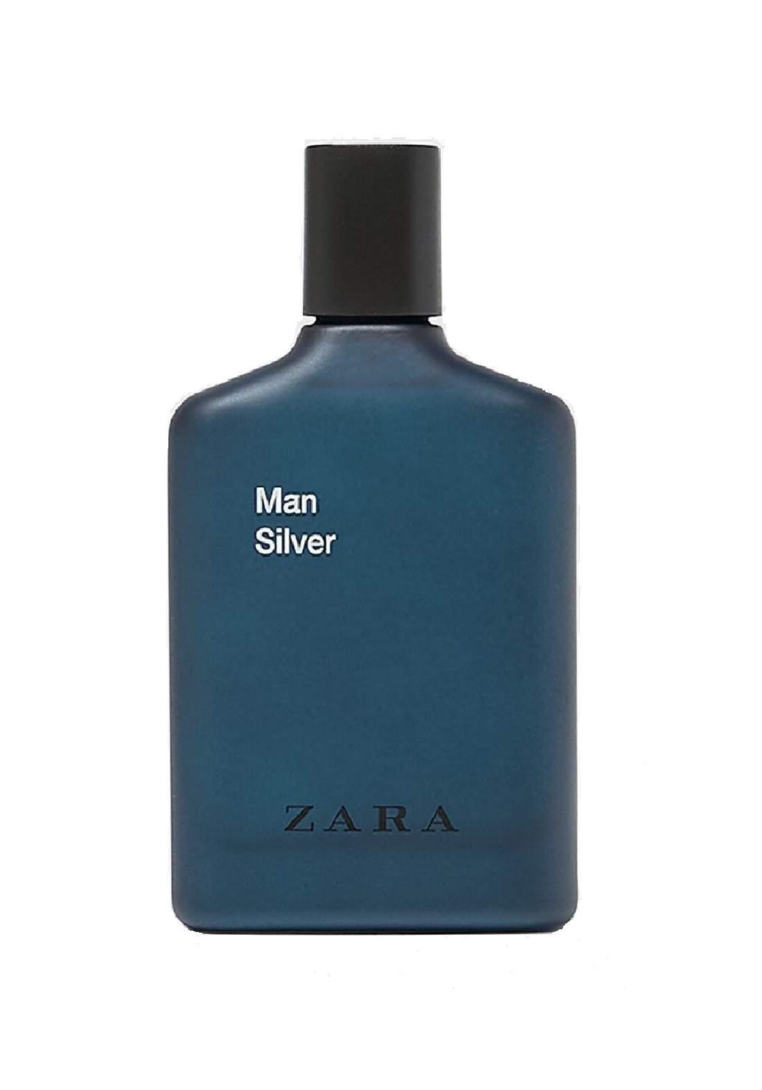 عطر رجالي Zara Silver Man edt 100 ml