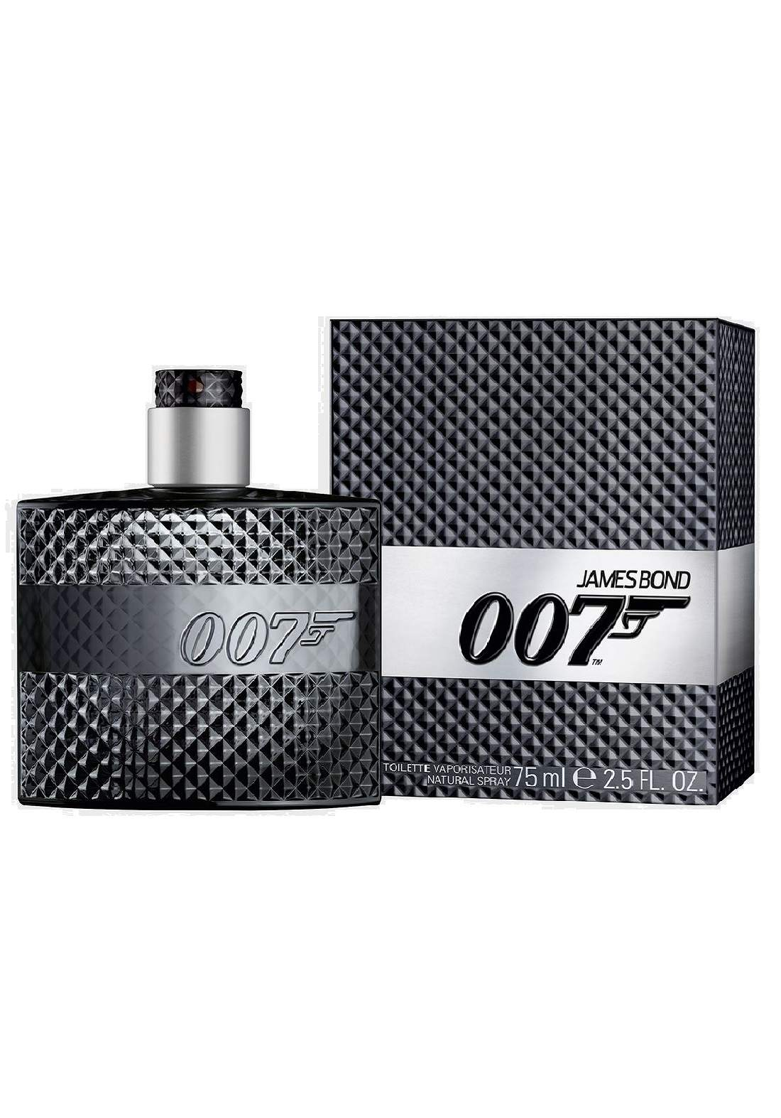 عطر رجالي James Bond 007 For Men edt 75 ml