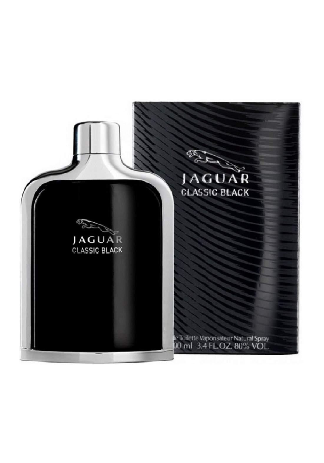 عطر رجالي Jaguar Classic Black edt 100 ml
