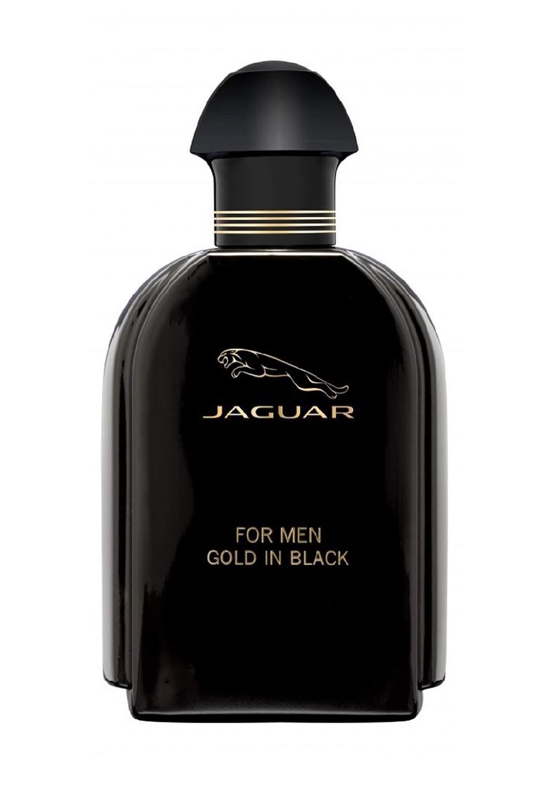 عطر رجالي Jaguar Gold In Black edt 100 ml