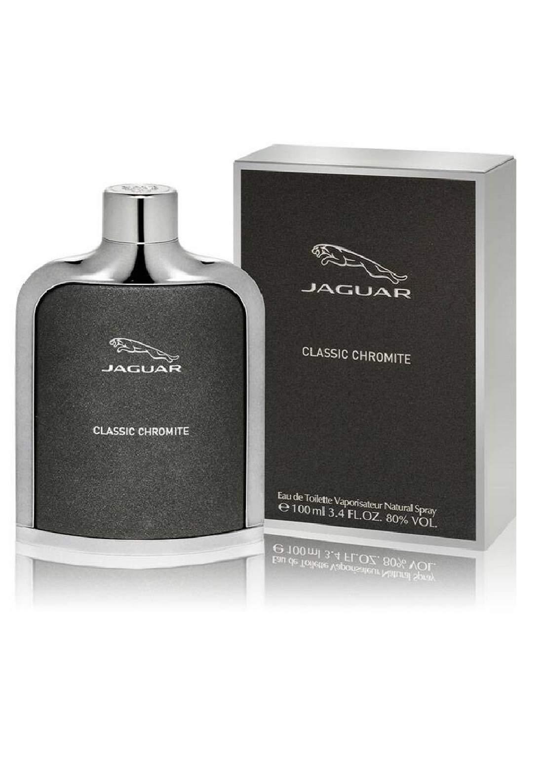 عطر رجالي Jaguar Classic Chromite edt 100 ml