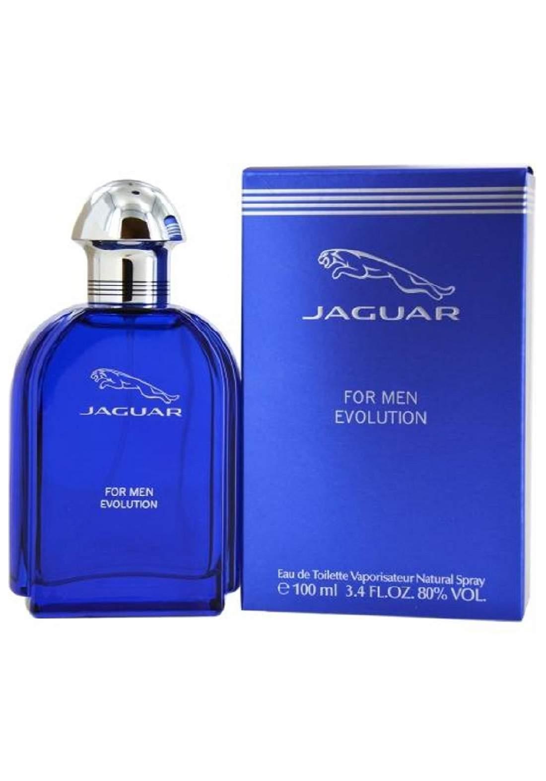 عطر رجالي Jaguar Evolution edt 100 ml
