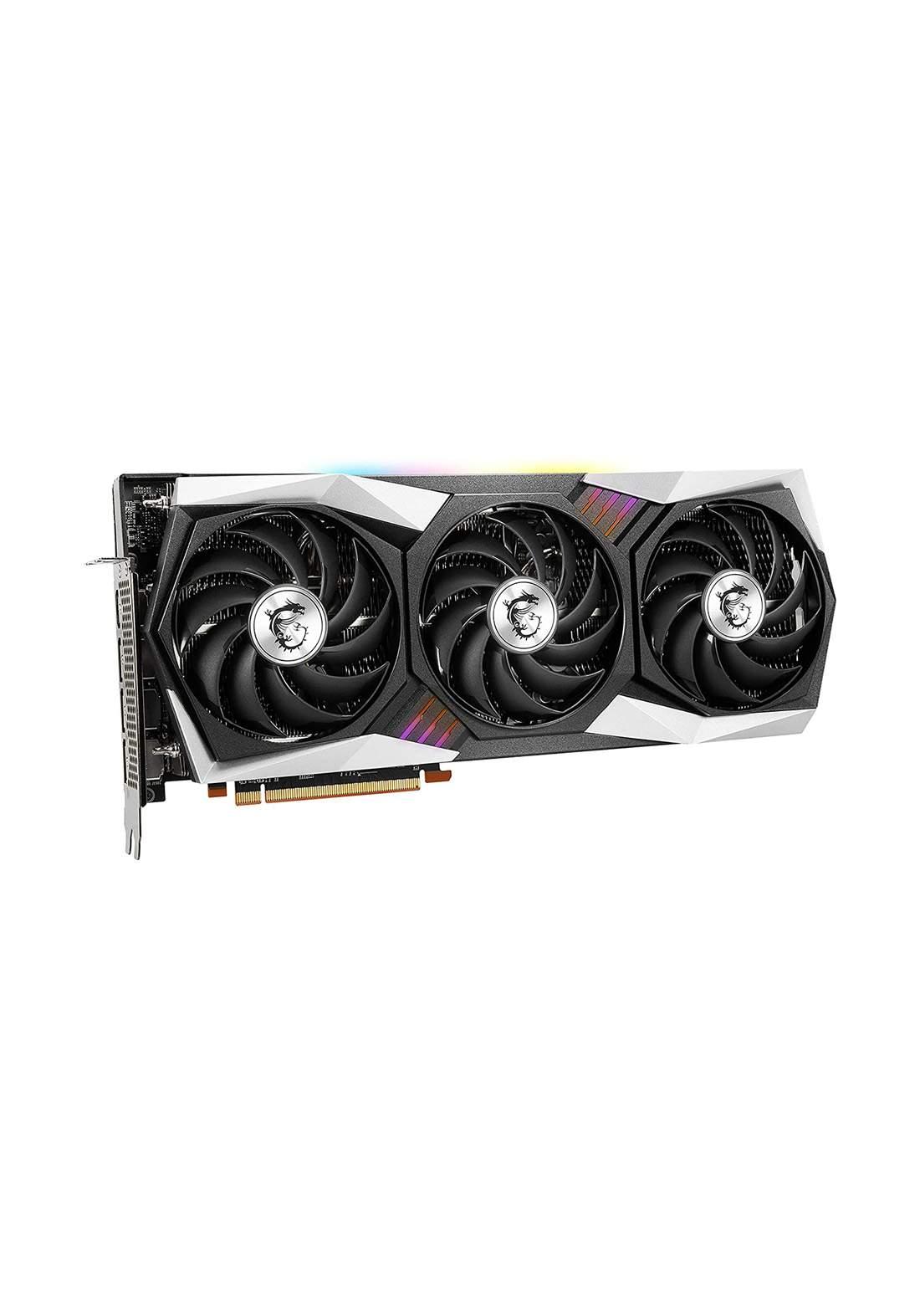 MSI Radeon RX6900 XT GAMING X TRIO Graphics Card - Black