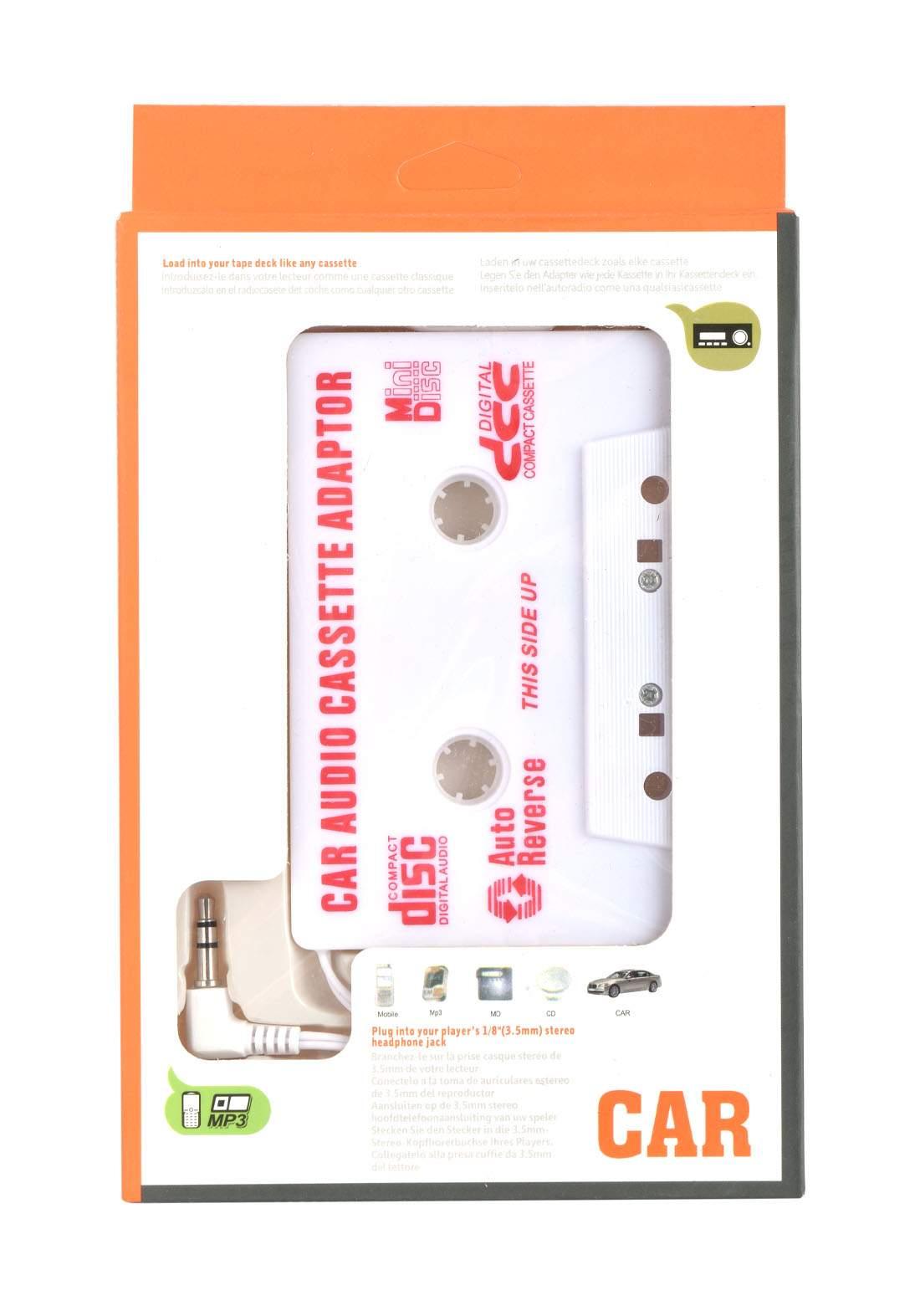 Car Cassette Adapter محول كاسيت  من الهاتف للسيارة