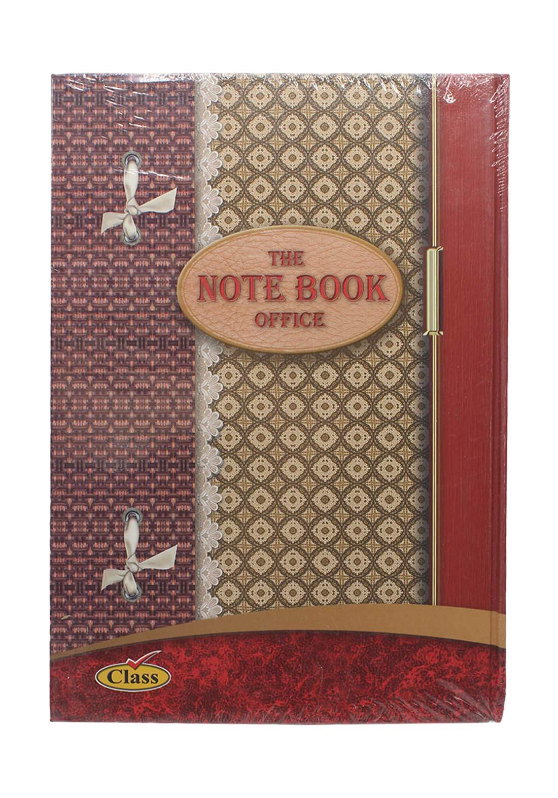 Arabic Note Book 200 Sheets دفتر هارد كفر