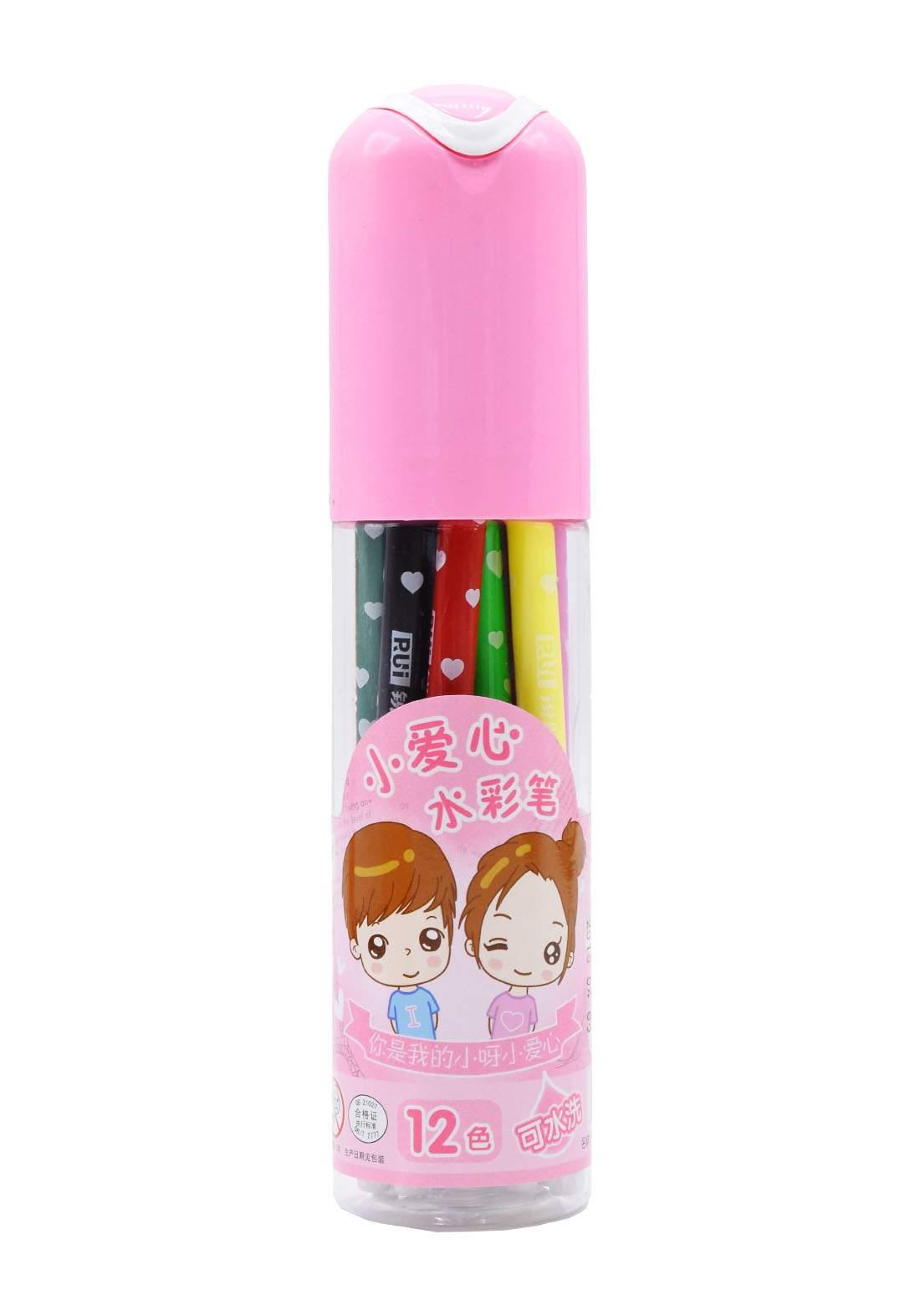 Magic coloring pens 12Pcs اقلام تلوين ماجك