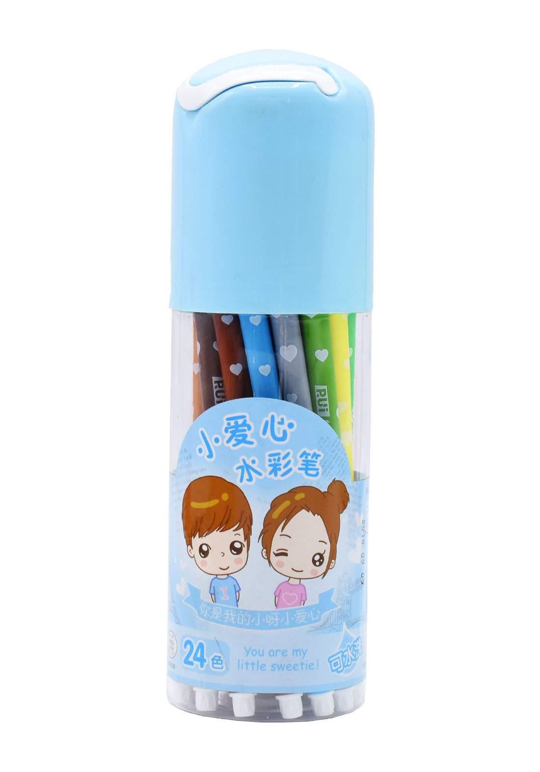 Magic coloring pens 24Pcs اقلام تلوين ماجك