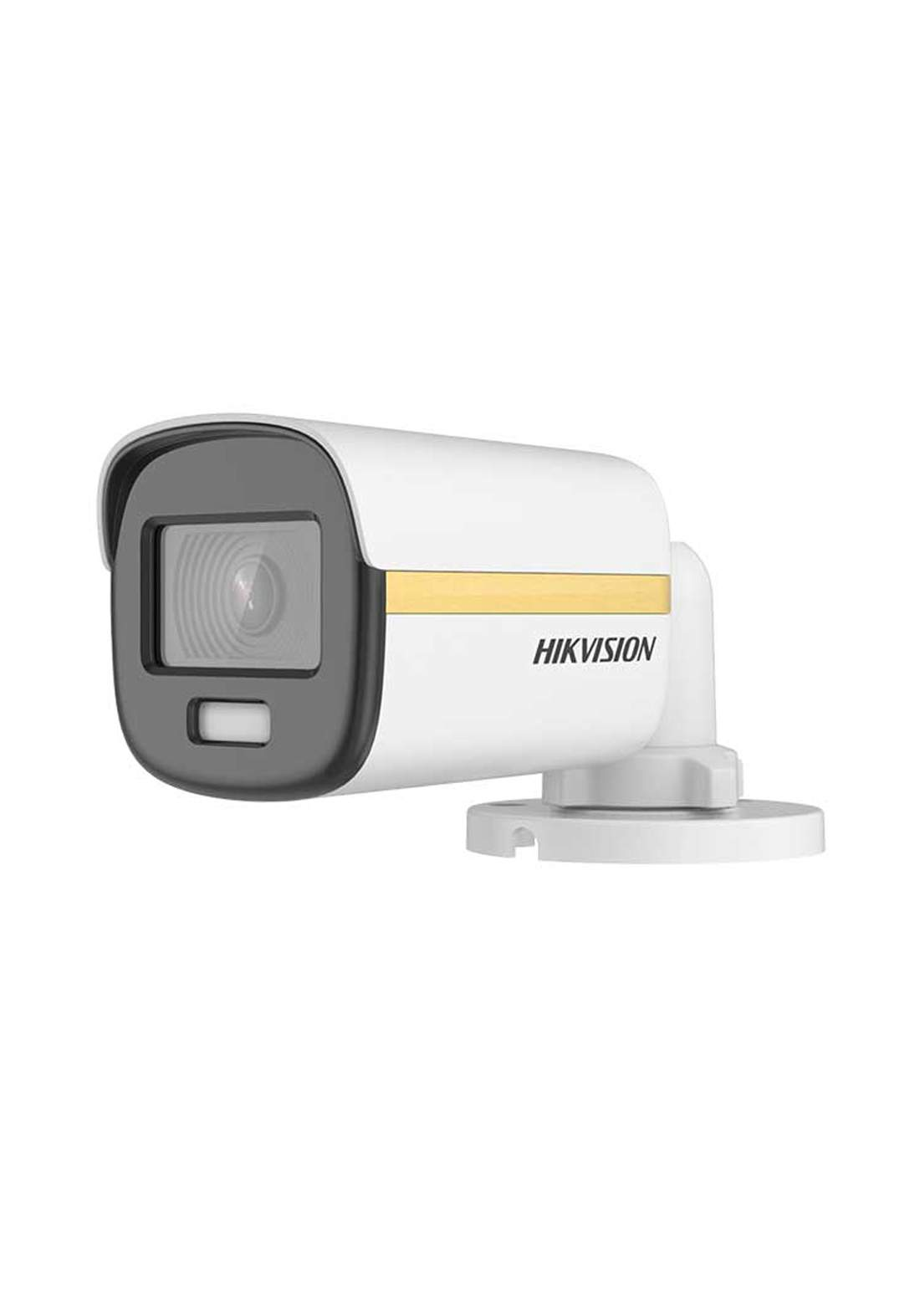 Hikvision 2mp ColorVu Fixed Mini Bullet Camera Ds-2ce10df3t-Pf  - White