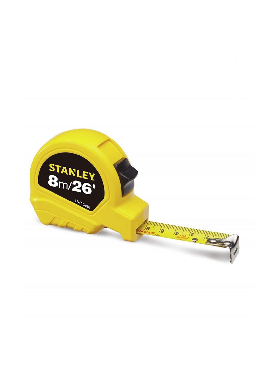 Stanley STHT33994-8 Measuring Tape 8m شريط قياس