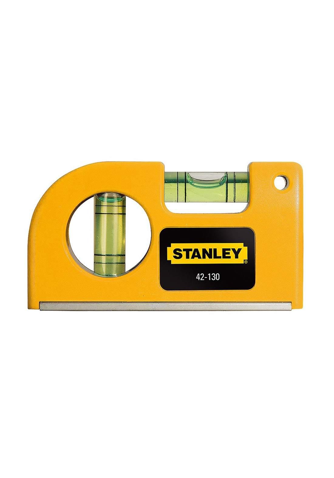 Stanley 0-42-130 Plastic Level Meter Magnetic 22.9 cm قبان