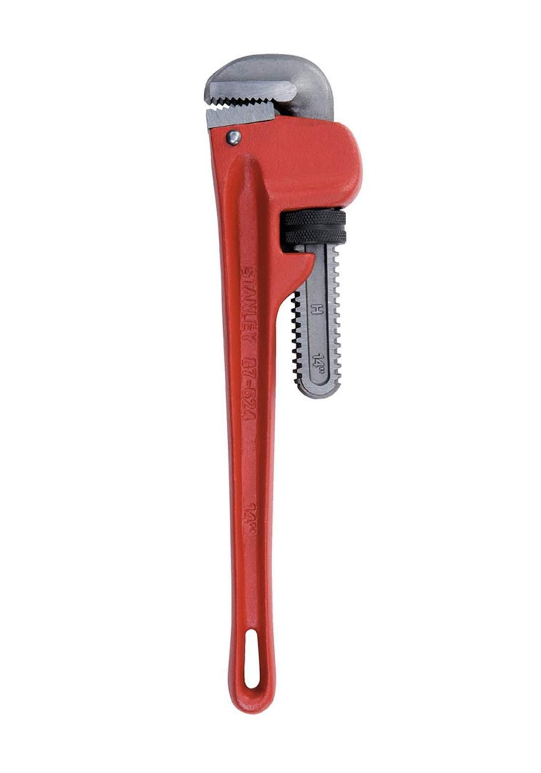 Stanley 87-624 Pipe Wrench 350mm سكول سبانة