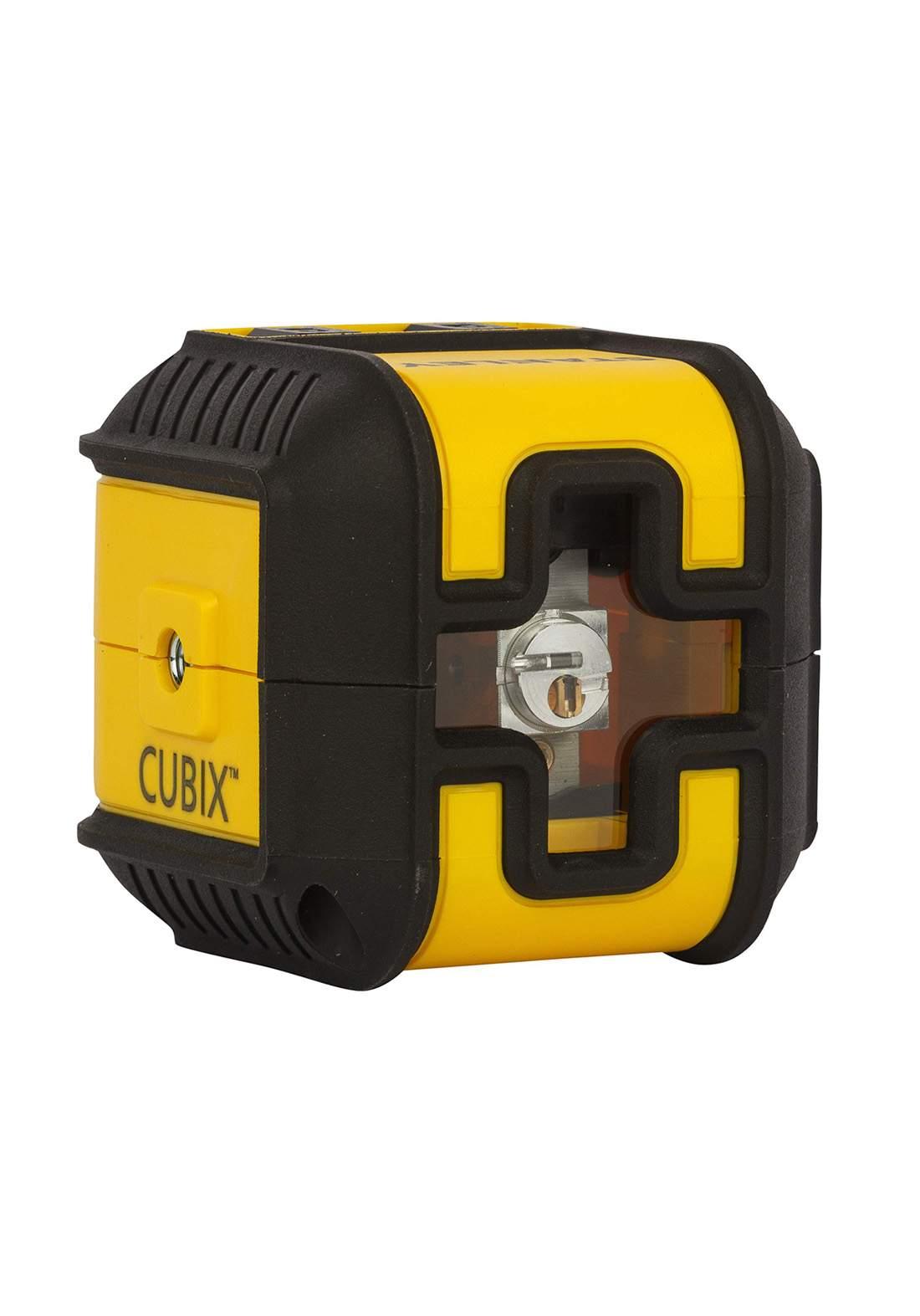Stanley STHT77498-1 CUBIX RED BEAM CROSS LINE LASER LEVEL جهاز قياس وتسوية