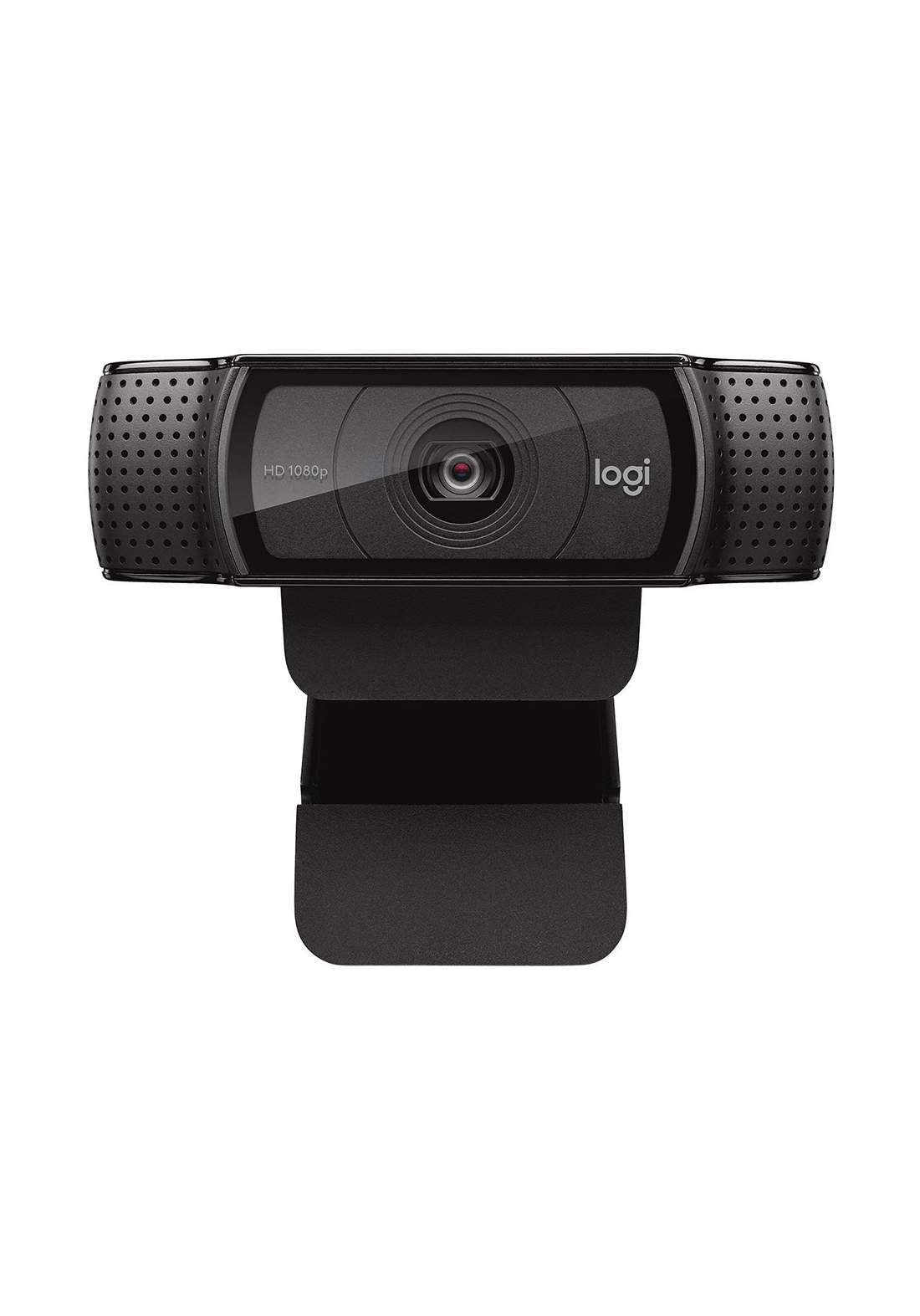 Logitech C920e HD Full HD 1080p Webcam - Black كاميرا