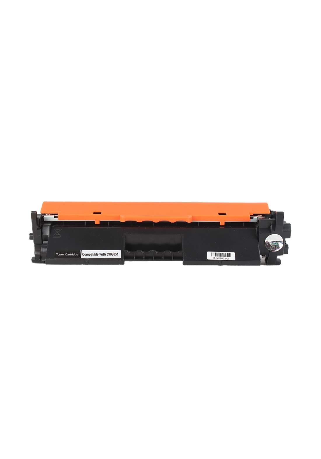 Super Power Plus CRG 051 Laser Printer Toner Cartridge خرطوشة حبر