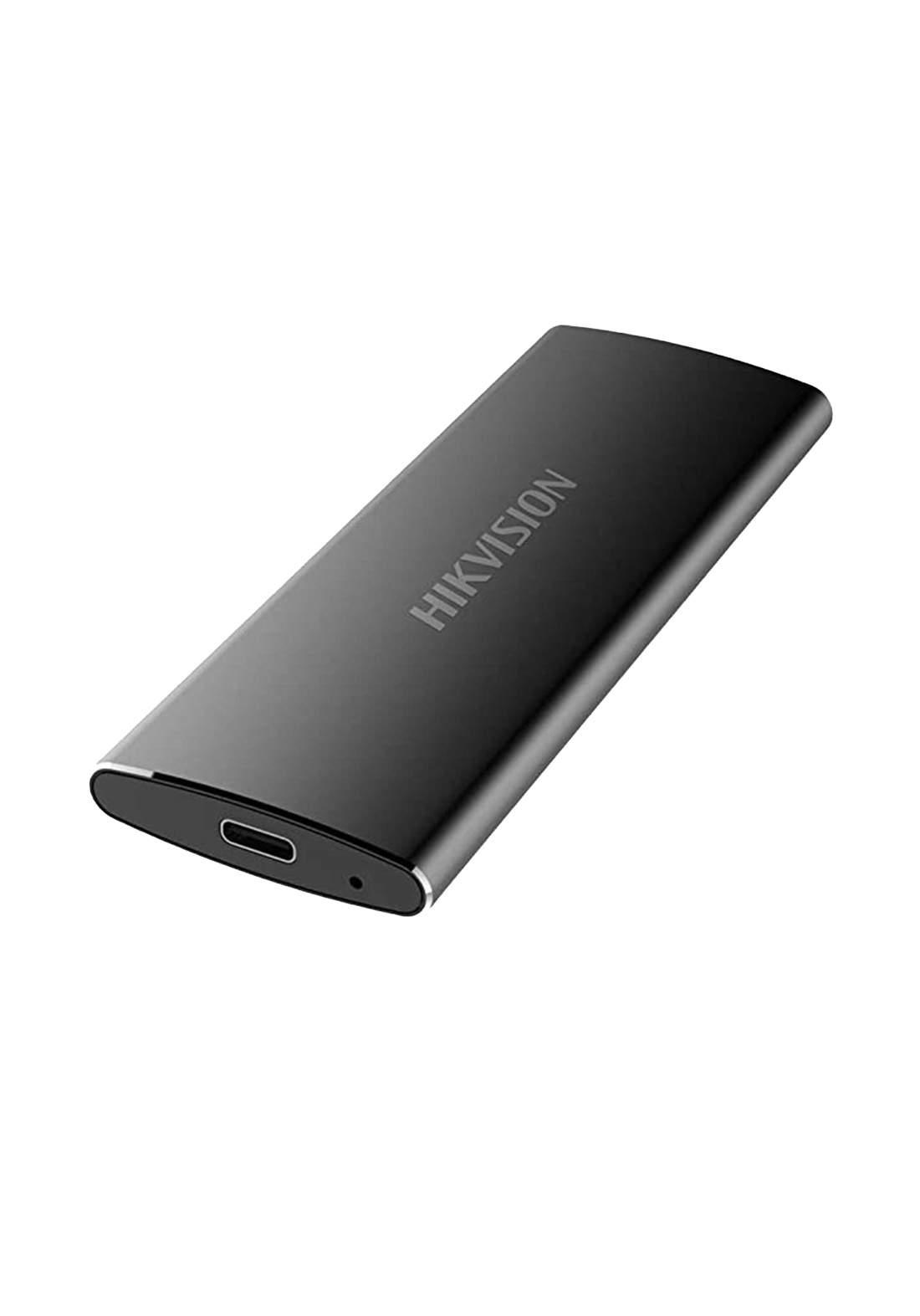 Hikvision T200N External SSD HS-ESSD 512GB - Black هارد خارجي