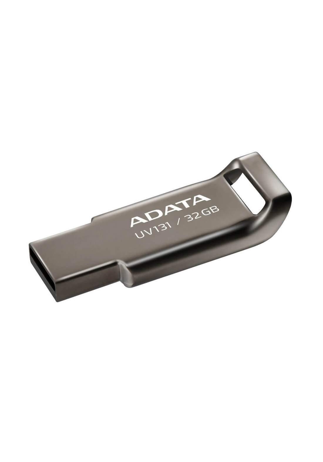 Adata UV131 USB 3.2 Flash Drive - 32 GB - Gray  فلاش
