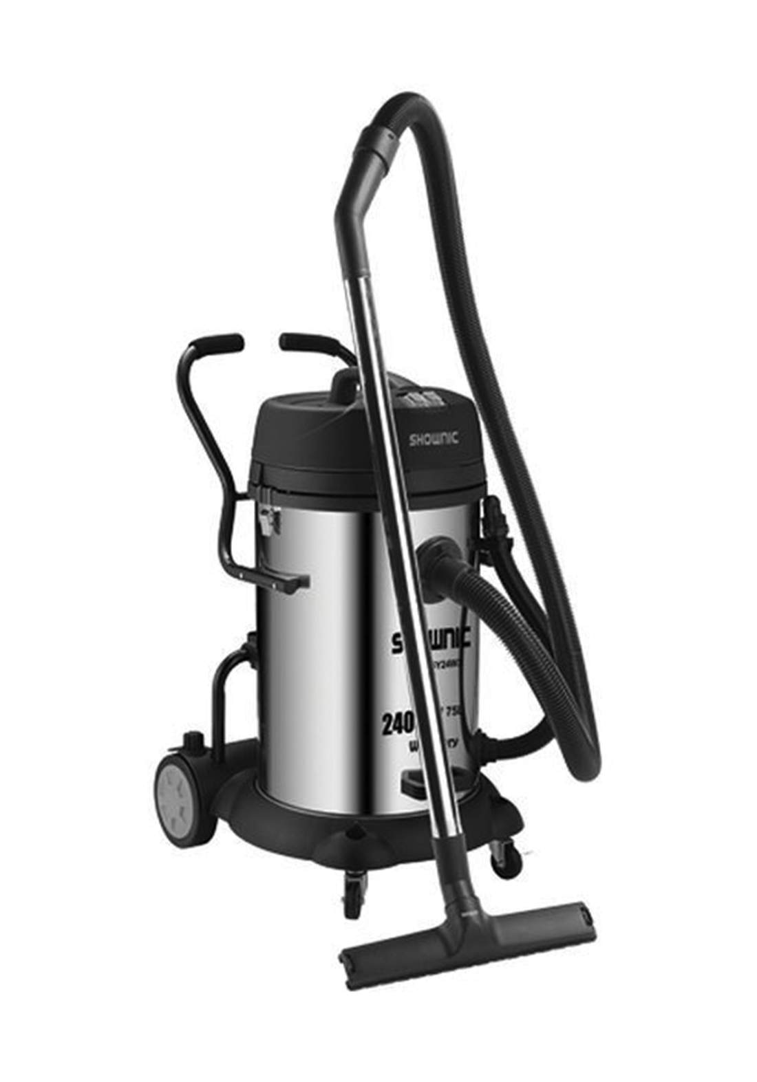 Shownic VB-75Y24WX - 2400 W - Drum Vacuum Cleaner مكنسة كهربائية