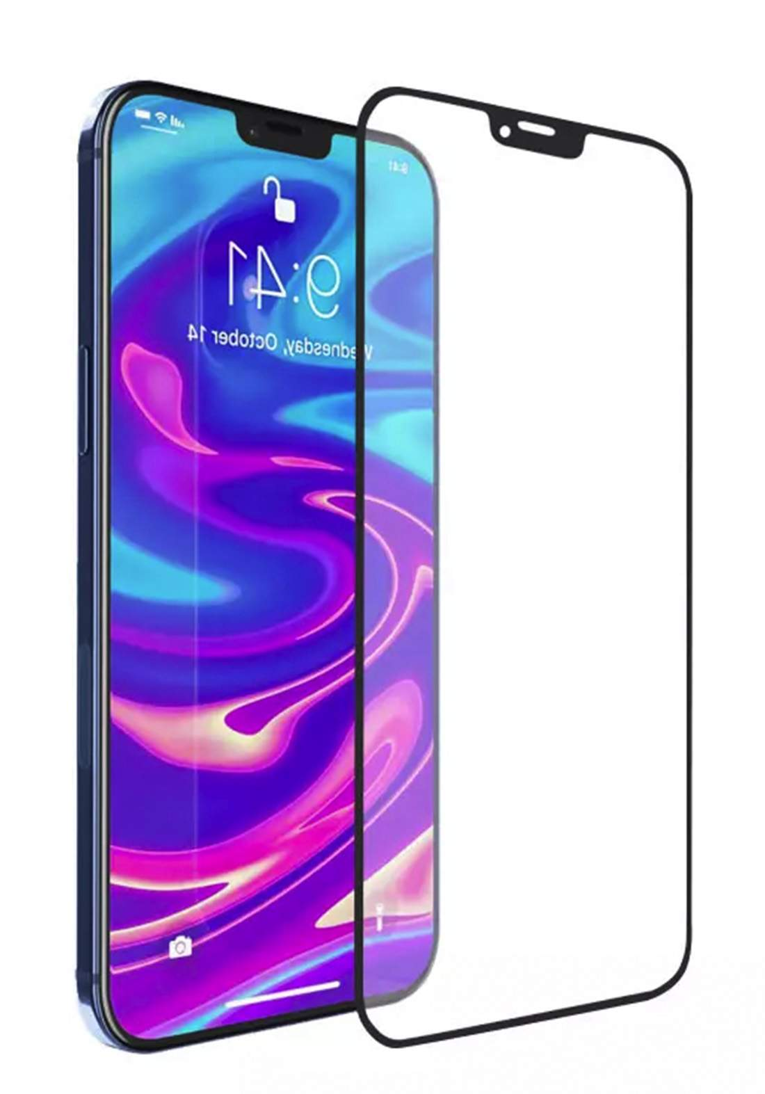 WIWU iVista 2.5D HD Tempered Glass Screen Protector for 11 pro max واقي شاشة
