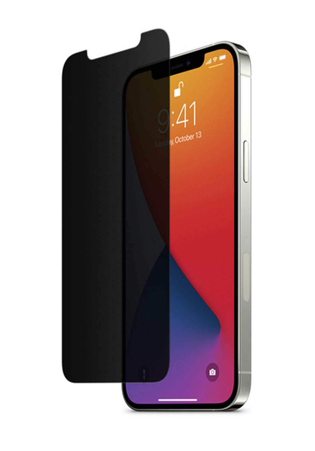 Glass Privacy Screen Protector for iPhone 12 Pro Max