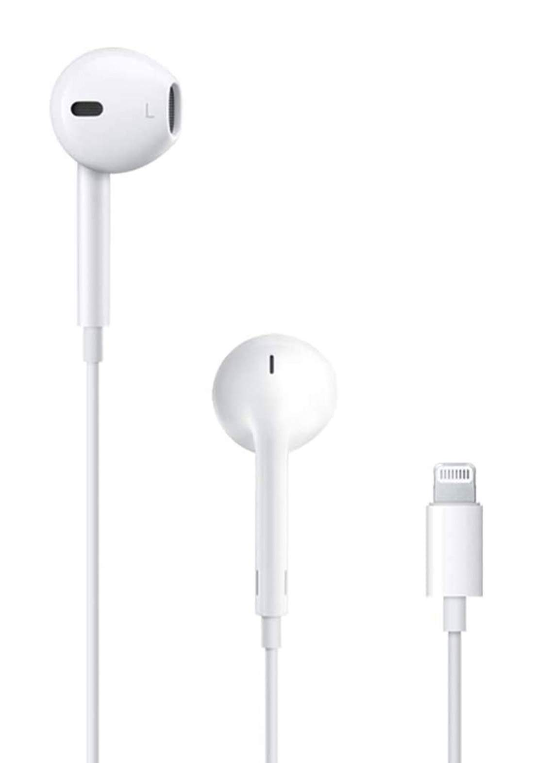 Apple EarPods Plug and Play Lightning  Connector  - White