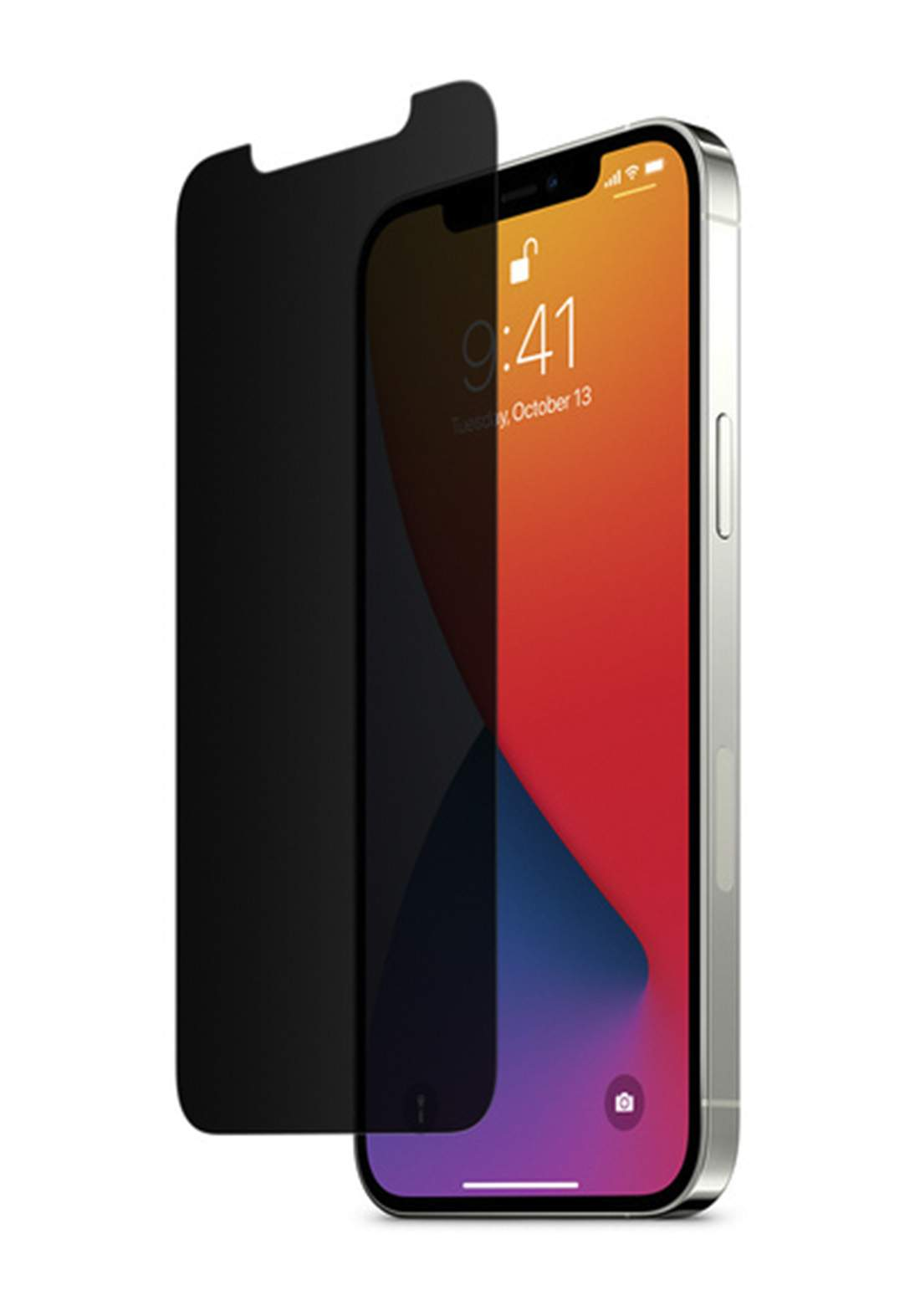 Glass Privacy Screen Protector for iPhon X Max