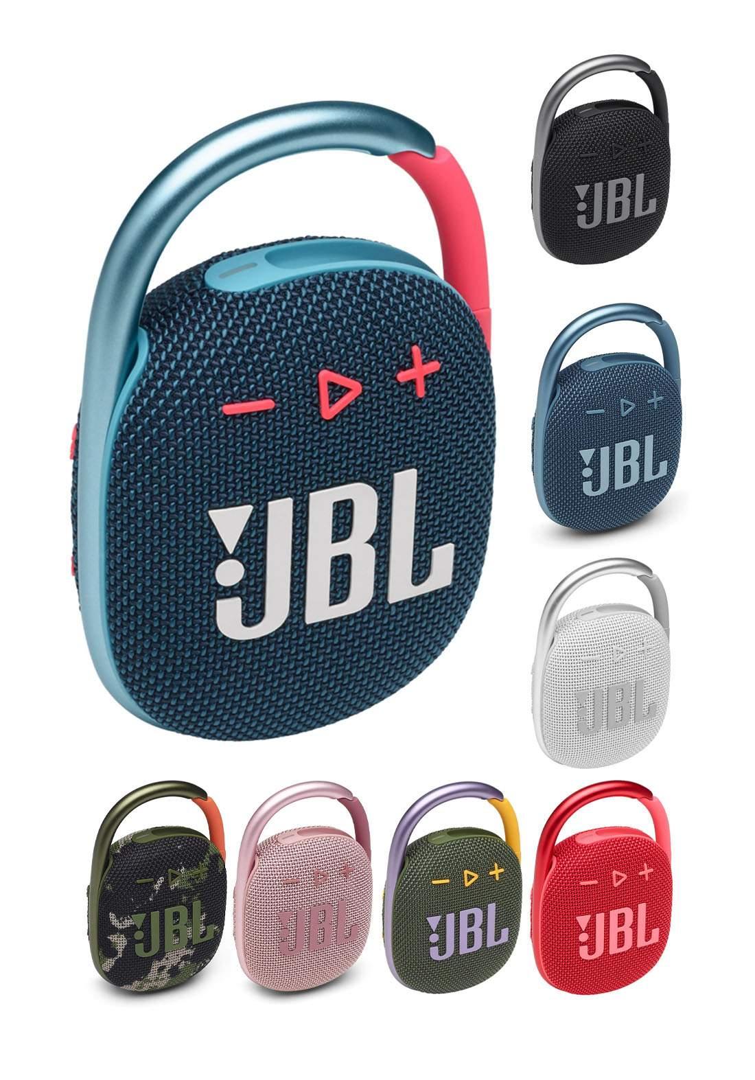 JBL Clip 4 Portable Bluetooth Speaker مكبر صوت