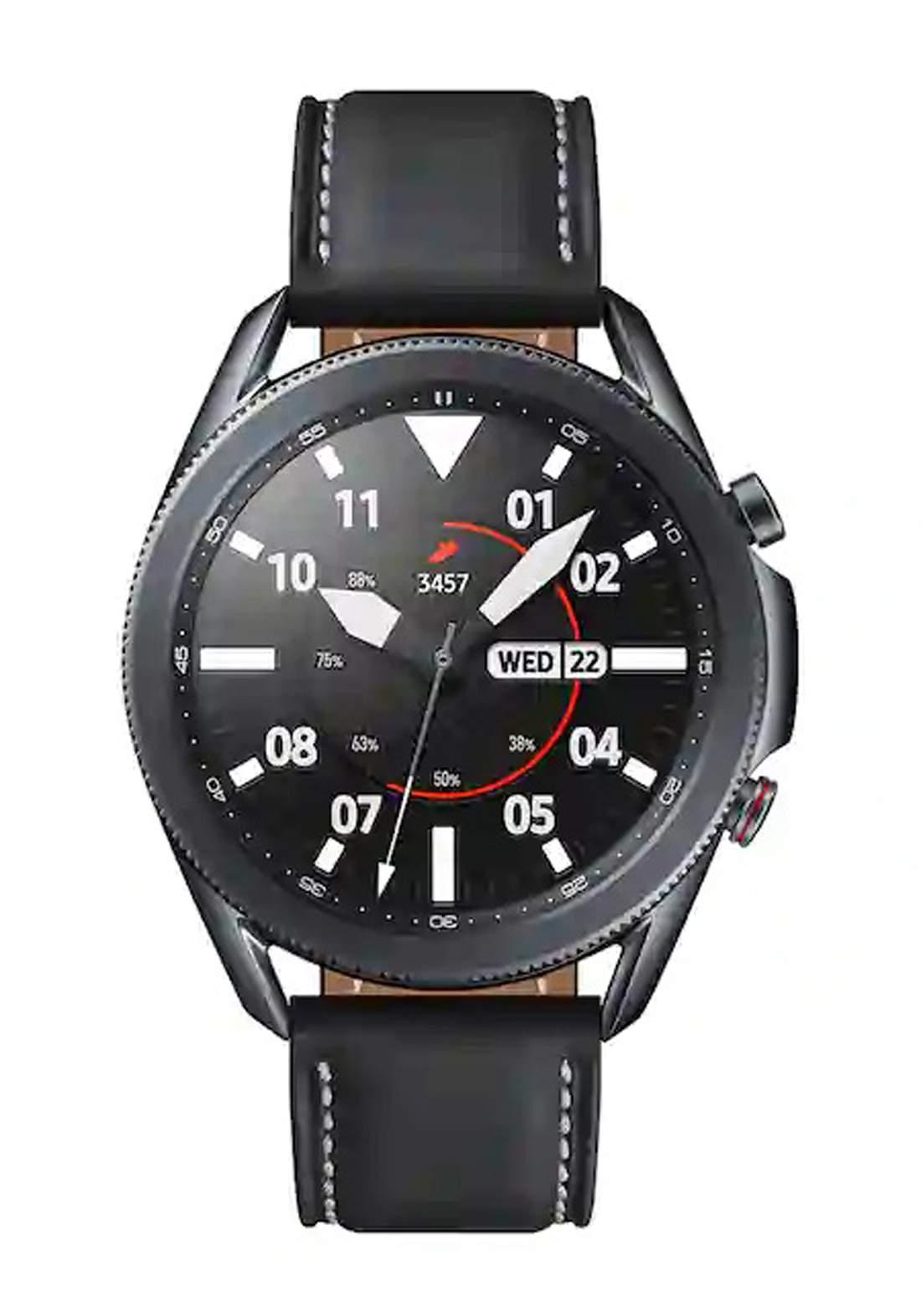 Samsung Galaxy Watch 3 Smart Watch - Black ساعة ذكية
