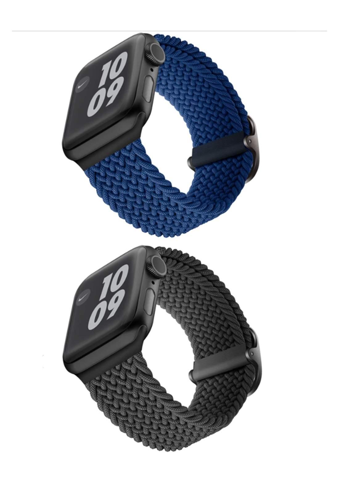 Viva Madrid Crisben Watch Strap for Apple Watch 42/44mm سوار ساعة