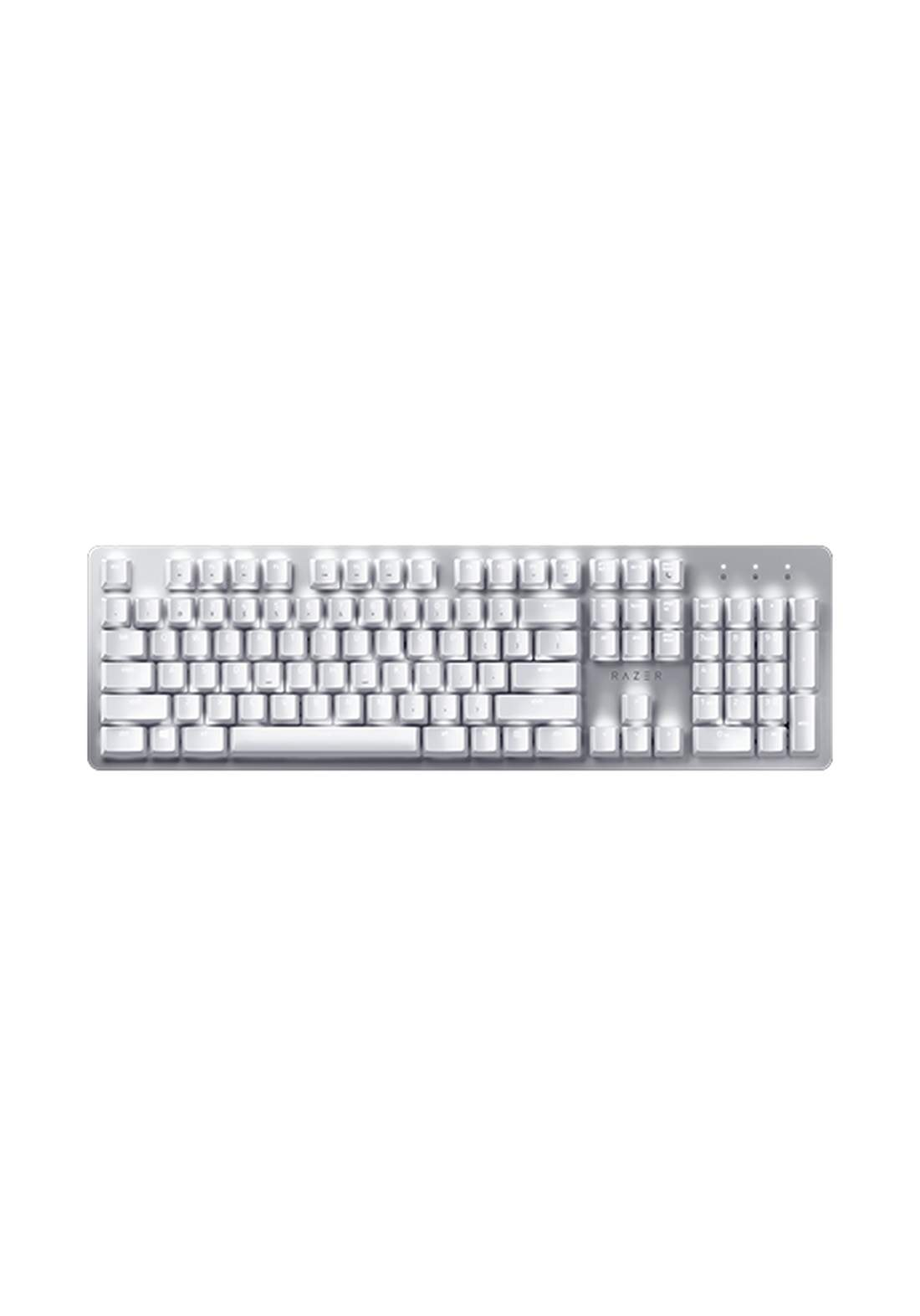 Razer Pro Wireless Productivity Mechanical Keyboard - White كيبورد