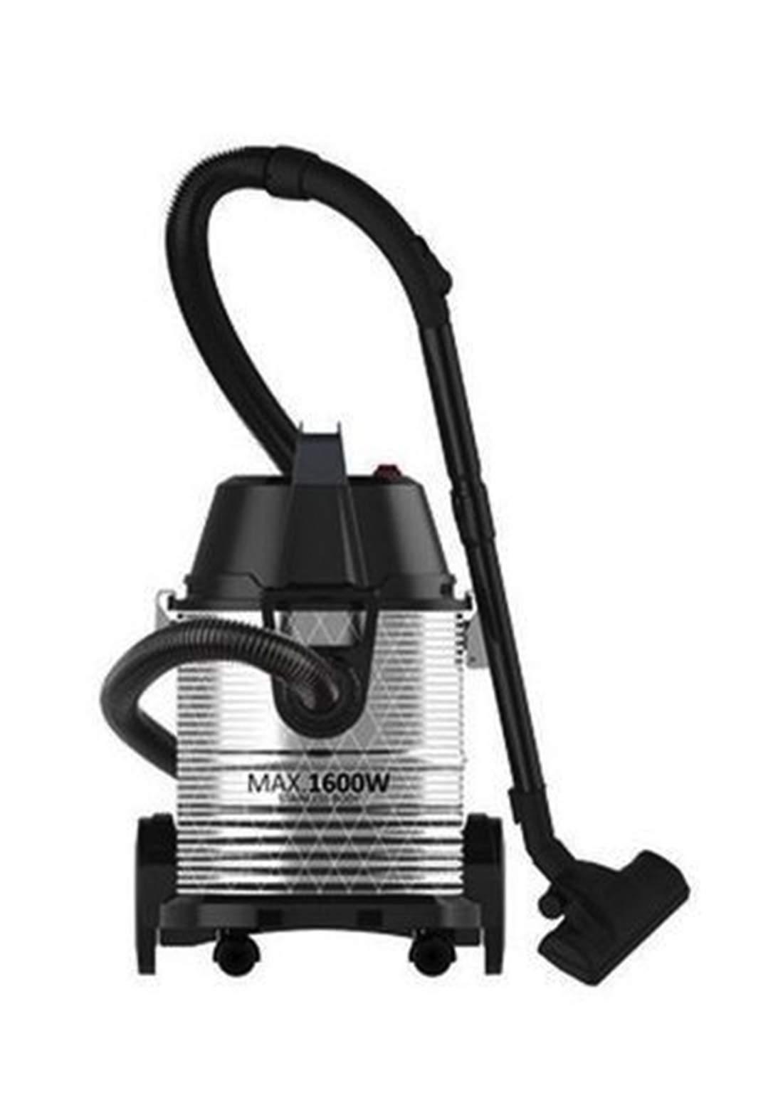 Denka NO-8400VCWD Drum Vacuum Cleaner - 1600 Watt  مكنسة