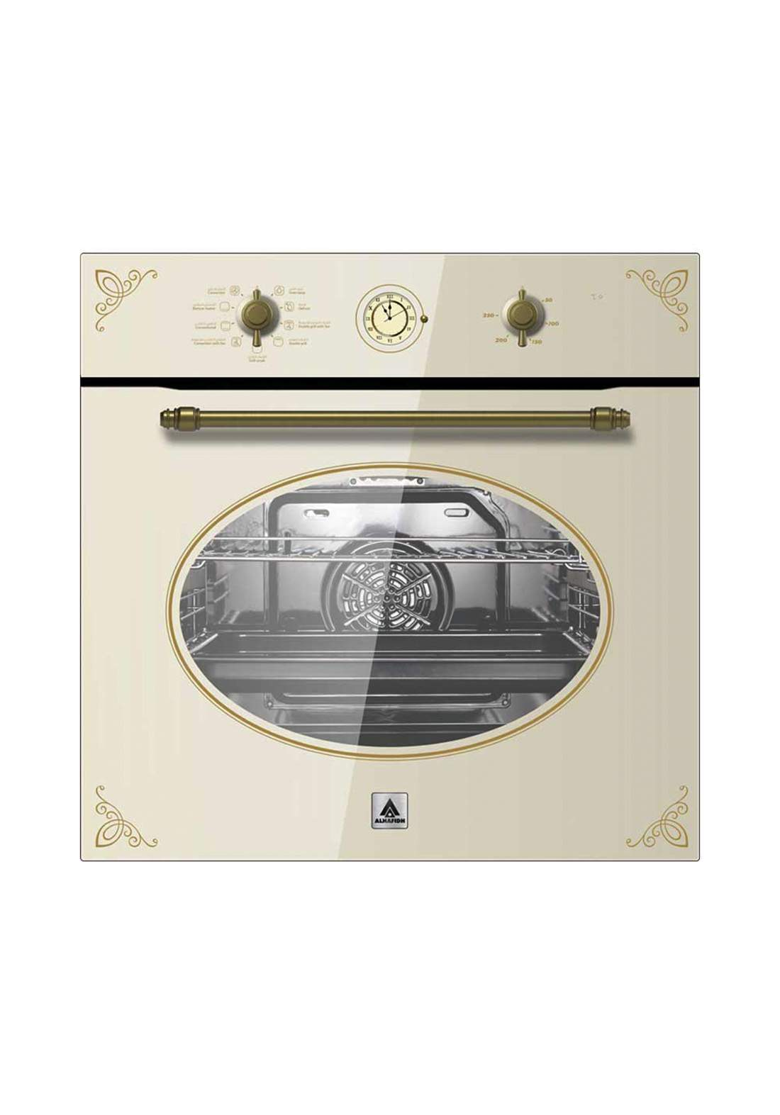 Alhafidh BEOHA-70ANT2 Built-In Electric Oven 60 Cm فرن كهربائي مدمج
