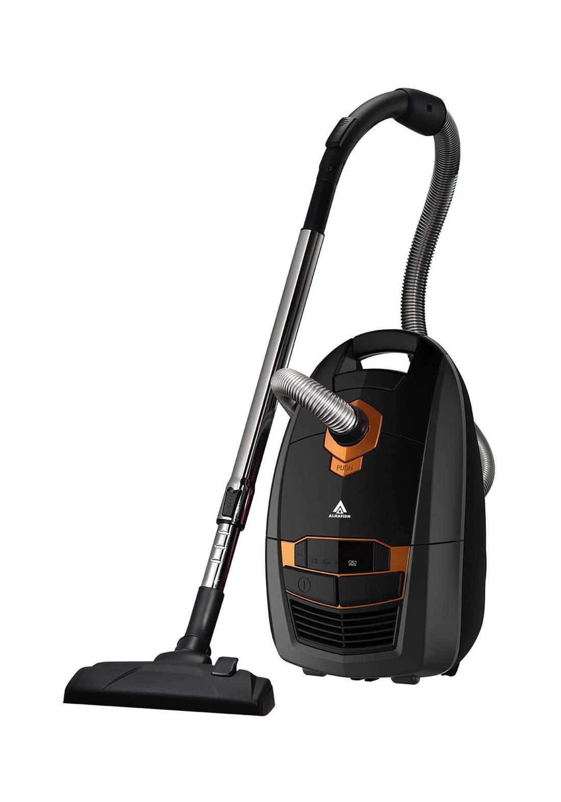 Alhafidh VCHA-2200CB66 Bagged Canister Vacuum Cleaner 6L 2200W مكنسة