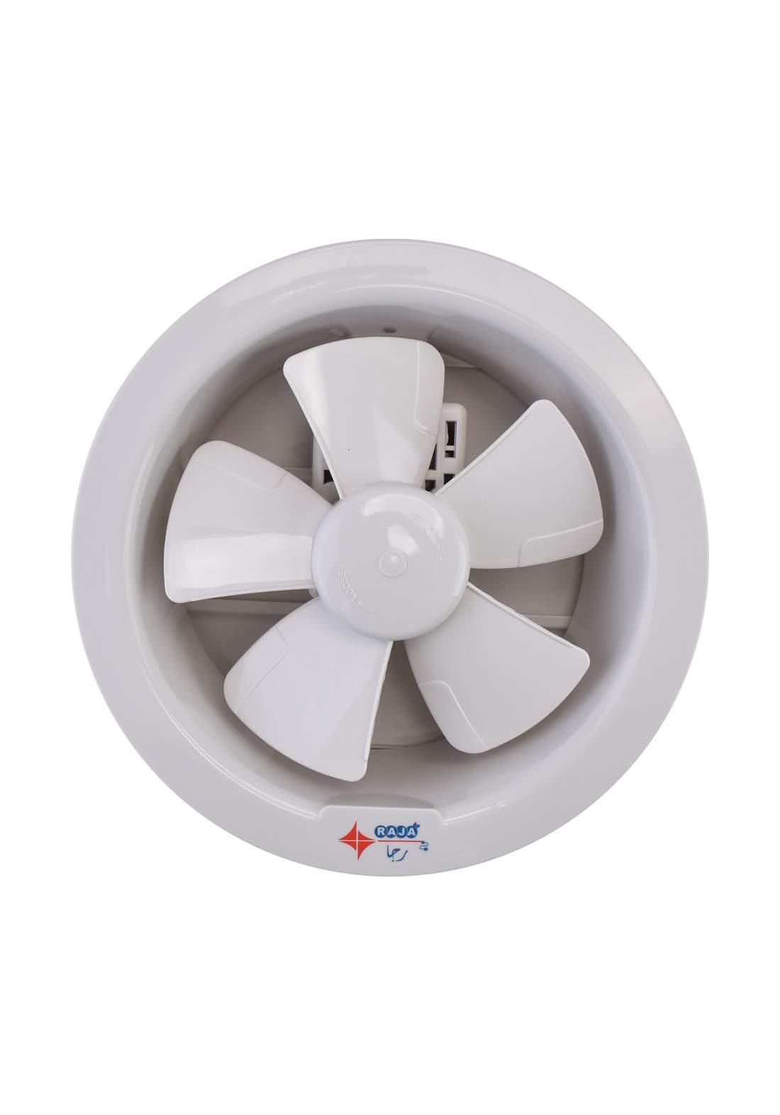 Raja VF-D8GS Ventilating Fans Auto Shutter 20 cm مفرغة هواء