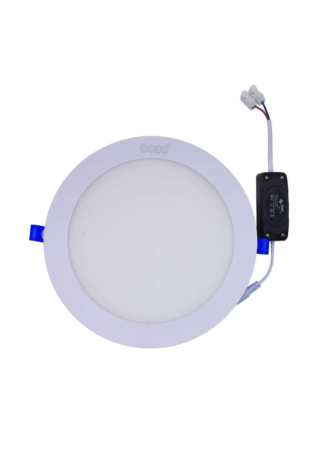 Raja LED Down Light Surface Fast Install 18=20 W ضوء ليد دائري ظاهري