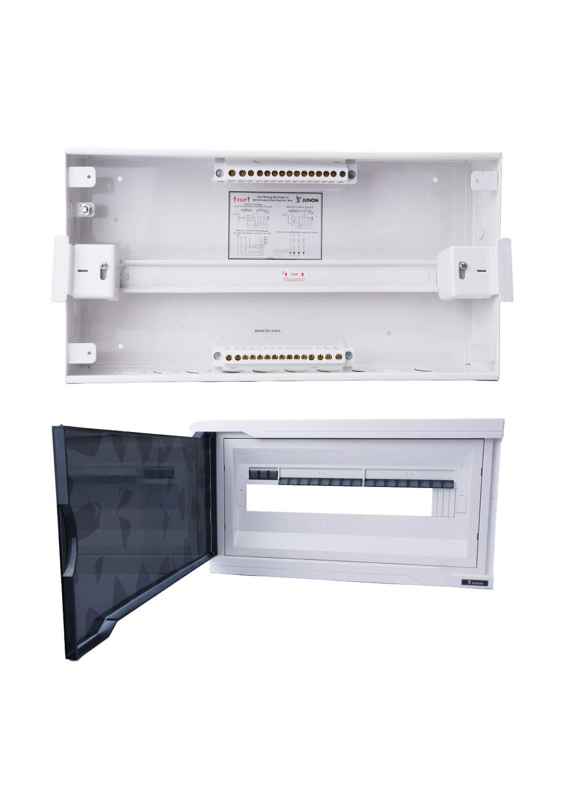 Junon DX18-A19TWB Power Distribution Box 19 Ways بوكس توزيع الكهرباء