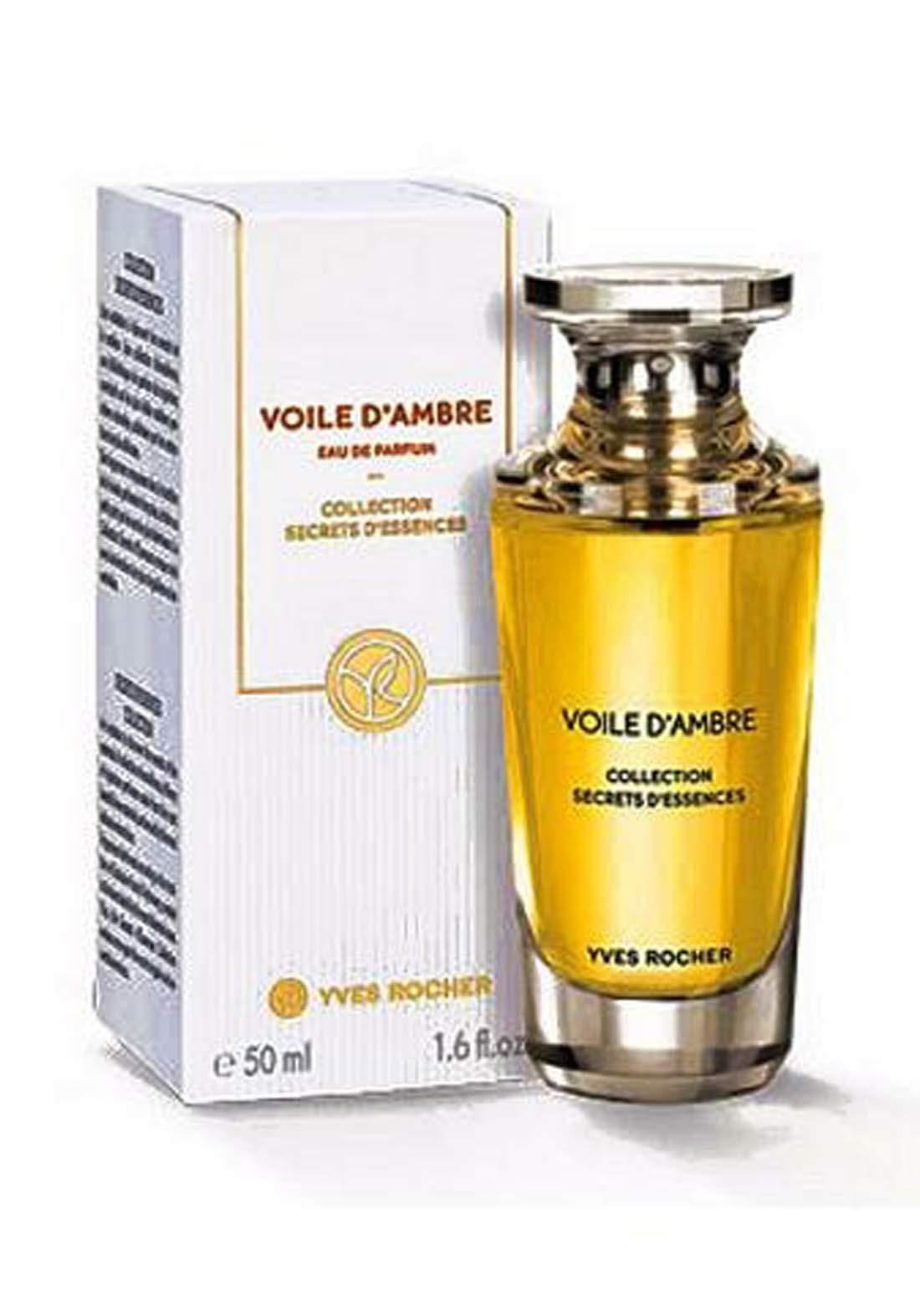 Yves Rocher 61693 Perfume Secrets D'essences Voile D'ambre For Women 50ml عطر نسائي