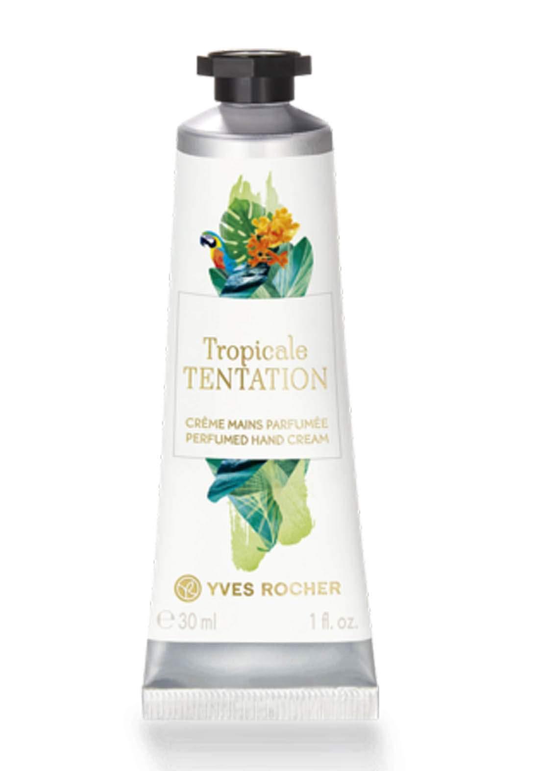 Yves Rocher 62501 Tropicale Tentation Perfumed Hand Cream كريم لليدين